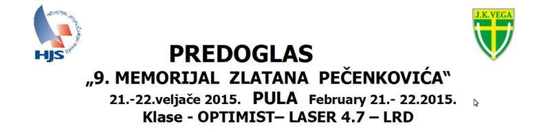 Predoglas Pecenkovic 2015