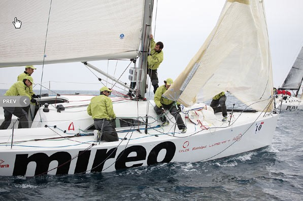 Mireo Sailing Team 2010